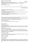 ČSN EN ISO 3691-3 Manipulační vozíky - Bezpečnostní požadavky a ověření - Část 3: Další požadavky pro vozíky se zdvihaným místem obsluhy a vozíky speciálně navržené pro jízdu se zdviženými břemeny