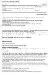 ČSN EN ISO 8502-2 Příprava ocelových podkladů před nanesením nátěrových hmot a obdobných výrobků - Zkoušky pro vyhodnocení čistoty povrchu - Část 2: Laboratorní stanovení chloridů na očištěném povrchu