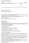 ČSN EN 388 Ochranné rukavice proti mechanickým rizikům