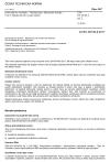 ČSN EN 60749-6 ed. 2 Polovodičové součástky - Mechanické a klimatické zkoušky - Část 6: Skladování při vysoké teplotě