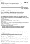 ČSN EN 60384-15 Neproměnné kondenzátory pro použití v elektronických zařízeních - Část 15: Dílčí specifikace - Neproměnné tantalové kondenzátory s netuhým nebo tuhým elektrolytem