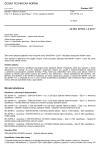 ČSN EN 60794-1-3 Optické vláknové kabely - Část 1-3: Kmenová specifikace - Prvky optických kabelů