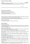 ČSN EN 13108-9 Asfaltové směsi - Specifikace pro materiály - Část 9: Asfaltová směs pro ultratenké vrstvy z asfaltového betonu (AUTL)