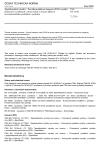 ČSN EN 16783 Tepelněizolační výrobky - Pravidla produktové kategorie (PCR) výrobků průmyslově vyráběných a zhotovených in situ pro přípravu environmentálního prohlášení o produktu
