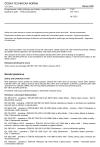 ČSN EN 13611 Bezpečnostní a řídicí přístroje pro hořáky a spotřebiče plynných a/nebo kapalných paliv - Obecné požadavky