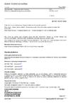ČSN EN ISO 16147 Malá plavidla - Vestavěné naftové motory - Palivové a elektrické komponenty na motoru