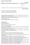ČSN EN ISO 15110 Nátěrové hmoty - Umělé stárnutí s depozicí kyselých srážek