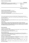 ČSN EN 62453-309 ed. 2 Specifikace rozhraní pro nástroje pro práci v poli (FDT) - Část 309: Integrace komunikačního profilu - IEC 61784 CPF 9
