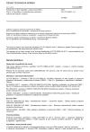 ČSN CLC/TS 50625-3-4 Požadavky na sběr, logistiku a zpracování OEEZ - Část 3-4: Specifikace k odstraňování znečištění - zařízení pro teplotní výměnu