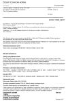 ČSN EN ISO 11363-2 Lahve na plyny - Kuželové závity 17E a 25E pro spojení ventilů s lahvemi na plyny - Část 2: Kontrolní kalibry