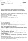 ČSN ISO/IEC 27007 Informační technologie - Bezpečnostní techniky - Směrnice pro audit systémů řízení bezpečnosti informací