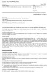 ČSN EN IEC 60793-1-47 ed. 4 Optická vlákna - Část 1-47: Měřicí metody a zkušební postupy - Makroohybové ztráty