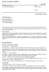 ČSN EN IEC 63041-1 Piezoelektrické senzory - Část 1: Kmenová specifikace