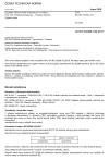 ČSN EN IEC 62386-332 Digitální adresovatelné rozhraní pro osvětlení - Část 332: Zvláštní požadavky - Vstupní zařízení - Zpětná vazba