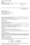 ČSN EN IEC 62820-3-1 Komunikační systémy budov - Část 3-1: Pokyny pro aplikace - Obecně