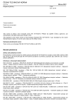 ČSN EN 16719 Přepravní plošiny