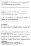 ČSN EN 81-21 Bezpečnostní předpisy pro konstrukci a montáž výtahů - Výtahy pro dopravu osob a osob a nákladů - Část 21: Nové výtahy pro dopravu osob a osob a nákladů v existujících budovách