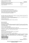 ČSN EN 10263-4 Ocelové dráty válcované, tyče a dráty tažené pro pěchování a protlačování za studena - Část 4: Technické dodací podmínky pro oceli ke kalení a popouštění