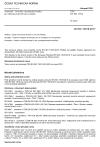 ČSN EN ISO 13918 Svařování - Svorníky a keramické kroužky pro obloukové přivařování svorníků