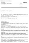 ČSN EN 12080 Železniční aplikace - Nápravová ložiska - Valivá ložiska