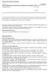 ČSN EN 12453 Vrata - Bezpečnost při používání motoricky ovládaných vrat - Požadavky a zkušební metody