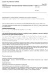 ČSN ISO 10001 Management kvality - Spokojenost zákazníka - Směrnice pro pravidla chování organizací