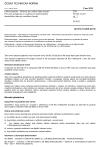 ČSN EN IEC 61265 ed. 2 Elektroakustika - Přístroje pro měření hluku letadel - Provozní požadavky na systémy pro měření hladin akustického tlaku při certifikaci letadel