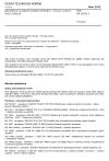 ČSN EN 16932-1 Odvodňovací a stokové systémy vně budov - Čerpací systémy - Část 1: Obecně