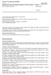 ČSN EN 16932-2 Odvodňovací a stokové systémy vně budov - Čerpací systémy - Část 2: Tlakové systémy