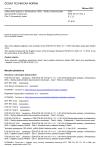 ČSN ETSI EN 319 522-2 V1.1.1 Elektronické podpisy a infrastruktury (ESI) - Služby elektronického doporučeného doručování - Část 2: Sémantický obsah