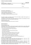 ČSN EN 1279-6 Sklo ve stavebnictví - Izolační skla - Část 6: Řízení výroby a periodické zkoušky