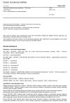 ČSN ISO 129-5 Technická dokumentace produktu - Kótování a tolerování - Část 5: Kótování kovových konstrukcí