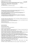 ČSN EN 13476-1 Plastové potrubní systémy pro beztlakové kanalizační přípojky a stokové sítě uložené v zemi - Potrubní systémy se strukturovanou stěnou z neměkčeného polyvinylchloridu (PVC-U), polypropylenu (PP) a polyethylenu (PE) - Část 1: Obecné požadavky a charakteristiky zkoušení