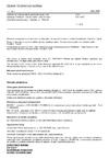ČSN EN 13077 Zařízení na ochranu proti znečištění pitné vody zpětným průtokem - Volný výtok s nekruhovým přepadem (neomezený) - Skupina A - Druh B
