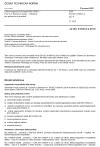 ČSN EN IEC 61000-6-2 ed. 4 Elektromagnetická kompatibilita (EMC) - Část 6-2: Kmenové normy - Odolnost pro průmyslové prostředí