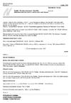 ČSN EN ISO 105-Z01 Textilie - Zkoušky barevnosti - Část Z01: Stálobarevnost vůči kovům v barvicí lázni: soli chromu