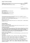 ČSN EN IEC 60974-14 Zařízení pro obloukové svařování - Část 14: Kalibrace, validace a konzistentní zkoušení