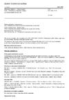 ČSN EN 14067-4 +A1 Železniční aplikace - Aerodynamika - Část 4: Požadavky a zkušební postupy pro aerodynamiku na širé trati