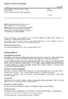 ČSN EN 993-5 Zkušební metody pro žárovzdorné výrobky tvarové hutné - Část 5: Stanovení pevnosti v tlaku za studena