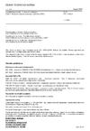 ČSN EN 14702-3 Charakterizace kalů - Usazovací vlastnosti - Část 3: Stanovení zónové usazovací rychlosti (ZSV)