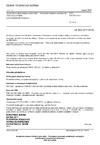 ČSN EN ISO 3211 Anodická oxidace hliníku a jeho slitin - Posouzení odolnosti anodických oxidových povlaků proti praskání při deformaci