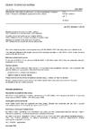 ČSN EN IEC 62464-1 ed. 2 Přístroje pro zdravotnické zobrazení s využitím magnetické rezonance - Část 1: Stanovení základních parametrů kvality obrazu