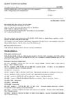 ČSN EN ISO 683-1 Oceli pro tepelné zpracování, oceli legované a oceli automatové - Část 1: Nelegované oceli k zušlechťování