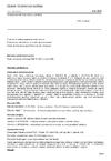 ČSN 73 0601 Ochrana staveb proti radonu z podloží