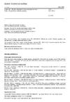 ČSN EN 1708-2 Svařování - Detaily základních svarových spojů na oceli - Část 2: Součásti bez vnitřního přetlaku