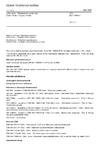 ČSN ISO 13909-6 Uhlí a koks - Mechanické vzorkování - Část 6: Koks - Úprava vzorků