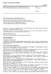 ČSN EN 12012-1 Stroje na zpracování plastů a pryže - Rozmělňovací stroje - Část 1: Bezpečnostní požadavky na nožové granulátory a drtiče
