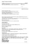 ČSN EN ISO 7027-2 Kvalita vod - Stanovení zákalu - Část 2: Semikvantitativní metody pro hodnocení průhlednosti vod
