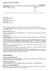 ČSN EN 50117-1 ed. 2 Koaxiální kabely - Část 1: Kmenová specifikace