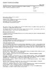 ČSN EN 50131-8 ed. 2 Poplachové systémy - Poplachové zabezpečovací a tísňové systémy - Část 8: Zamlžovací bezpečnostní zařízení